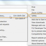 How to Manually Delete Cookies in Internet Explorer